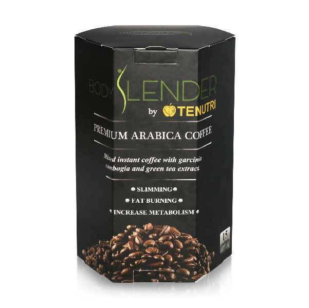 Body Slender Premium Arabica Coffee